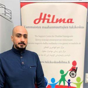 Työkokeilija. Hussein El-Shikh