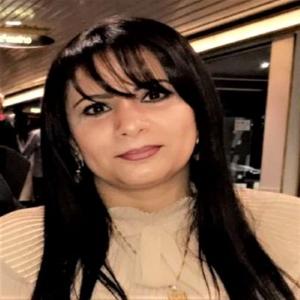 Palveluneuvoja Najla Tahssin
